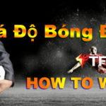 6 chiến thuật để thắng cá độ bóng đá